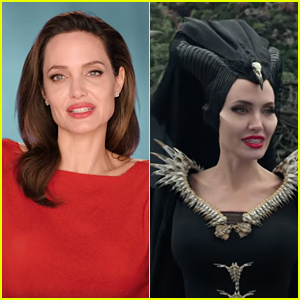 Angelina Jolie Says Maleficent Is Her 'Alter Ego' In New