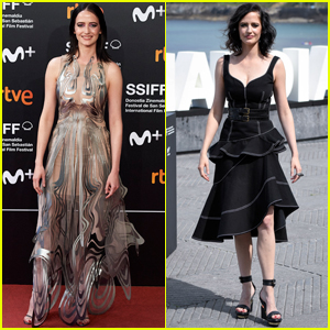 Eva Green Promotes New Movie 'Proxima' at San Sebastian Film Festival 2019