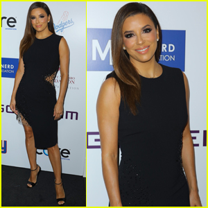 Eva Longoria Helps Host Annual Brent Shapiro Foundation Gala!