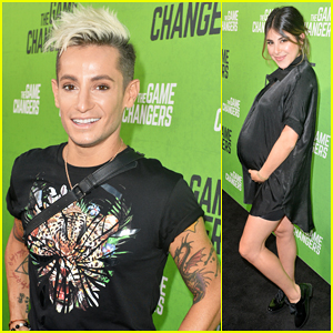 Frankie Grande, Daniella Monet More Support 'The Game Changers' Documentary - Watch Trailer!