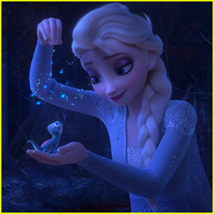 'Frozen 2' New Trailer & Images Introduce Us to New Characters - Watch Now!