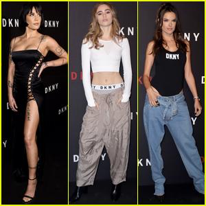 Halsey Celebrates DKNY 30th Anniversary With Suki Waterhouse, Alessandra Ambrosio & More Celebs!