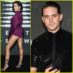 Exes Halsey & G-Eazy Both Stepped Out for Rihanna's Savage X Fenty NYFW Show