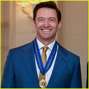 Hugh Jackman Honored with Order of Australia Medal!
