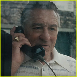 Robert De Niro, Al Pacino & Joe Pesci Star in Martin Scorsese's 'The Irishman' - Watch the Trailer!