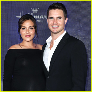 Robbie Amell & Italia Ricci Welcome First Child Together