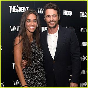 James Franco Brings Girlfriend Isabel Pakzad to 'The Deuce' Season 3 Premiere!