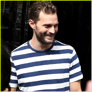 Jamie Dornan Takes Pictures With Fans While Attending TIFF 2019!