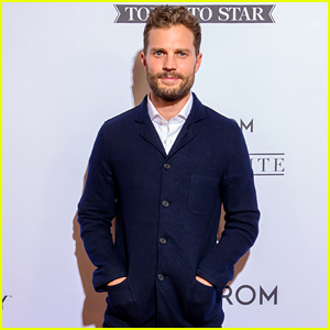 Jamie Dornan Attends 'Synchronic' Premiere After Party at TIFF!