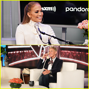 Jennifer Lopez Fails To Prank Ellen DeGeneres with 'The Voice... On The Phone' - Watch!