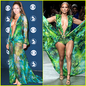 Jennifer Lopez Tells the Story Behind the Iconic Versace Dress
