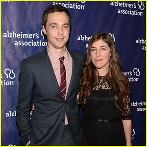 'Big Bang Theory' Stars Jim Parsons & Mayim Bialik Are Teaming Up for a New Fox Comedy 'Carla'!