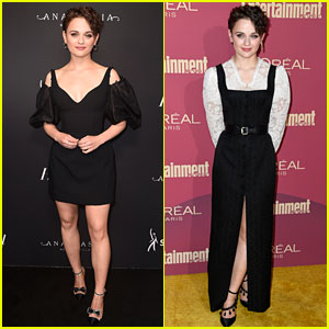 The Act's Joey King Kicks Off Emmys Weekend at Two Parties!