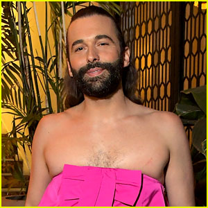 Queer Eye's Jonathan Van Ness Reveals He's HIV Positive