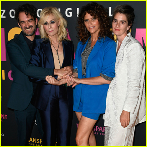 Judith Light Joins 'Transparent' Cast at Musical Series Finale Premiere!