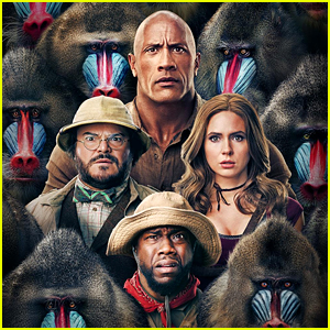 'Jumanji: The Next Level' Releases Official Poster