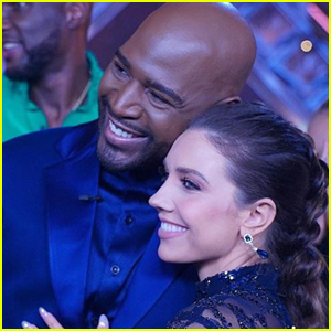 Karamo Brown Channels Prince During 'DWTS' Week 2 - Watch Now!
