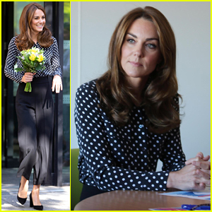 Kate Middleton Meets with Parents in Support of Family Nurse Partnership