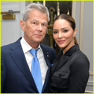 Katharine McPhee Is Going on Tour with Husband David Foster!