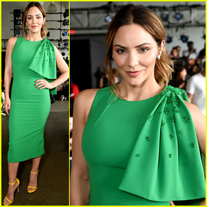 Katharine McPhee's 'Beyond Tired' Look at NYFW Is Really Beyond Gorgeous