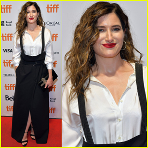 Kathryn Hahn Premieres New HBO Series 'Mrs. Fletcher' at TIFF 2019