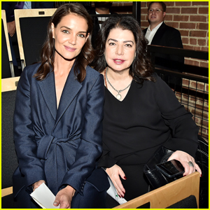 Katie Holmes Helps Launch Global Goal Live: The Possible Dream!