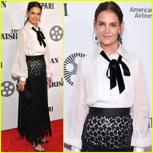 Katie Holmes Gets Glam For Opening Night of New York Film Festival 2019