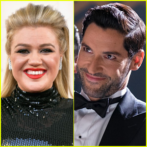 Kelly Clarkson Wants Netflix to Save 'Lucifer,' & Renew Show for More Seasons!