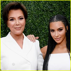 Kim Kardashian's Security Tackles Her Mom Kris Jenner on 'KUWTK'