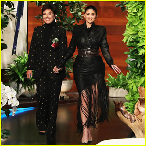 Kylie Jenner Says Her Sisters Tease Her About Being a Billionaire on 'Ellen' - Watch!