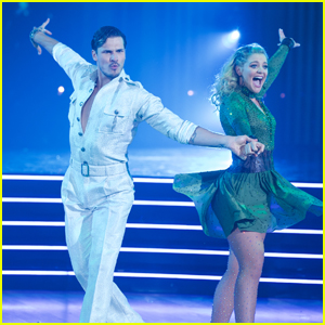 Lauren Alaina Cha-Cha's Her Way Into 'DWTS' Week 1 - Watch!