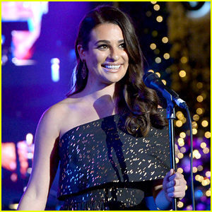 Lea Michele Announces Holiday Album, 'Christmas in the City!'