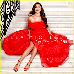 Listen to Lea Michele's First Christmas Song, 'It's the Most Wonderful Time of the Year'