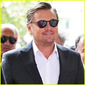 Leonardo DiCaprio Premieres 'And We Go Green' at TIFF 2019