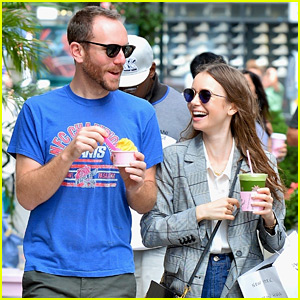 Lily Collins & Boyfriend Charlie McDowell Look So Cute Together in New Photos!