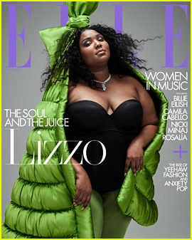 Lizzo Takes Self-Love So Seriously for This Reason