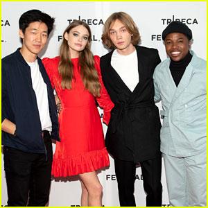 Hulu's 'Looking For Alaska' Stars Attend NYC Screening for Tribeca TV Festival
