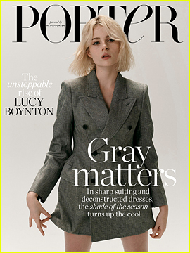 Lucy Boynton Gets Candid About Boyfriend Rami Malek's Popularity in Public