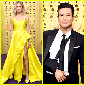 Mario Lopez Walks Emmy Awards Carpet After Bicep Surgery
