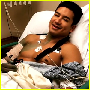 Mario Lopez Undergoes Surgery After Tearing Bicep