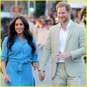 Duchess Meghan Markle & Prince Harry Reveal Where Baby Archie Is During Latest South Africa Stop