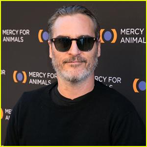 Joaquin Phoenix Attends Mercy For Animals 20th Anniversary Hidden Heroes Gala