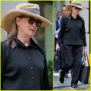 Meryl Streep Arrives in NYC After Attending Venice Film Festival 2019