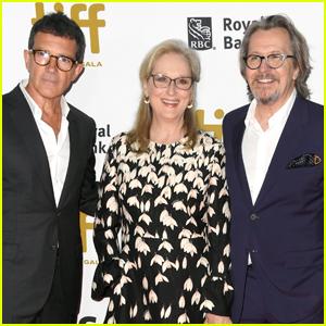 Meryl Streep Premieres 'The Laundromat' During TIFF 2019!