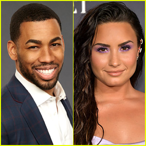 Demi Lovato & The Bachelorette's Mike Johnson Are 'Hanging Out' & 'Having Fun'