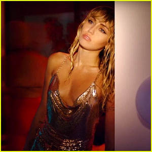 Miley Cyrus Reflects in 'Slide Away' Music Video - Watch Now!
