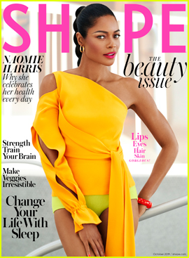 Naomie Harris Opens Up About Overcoming Her Traumatic Childhood Health Battle