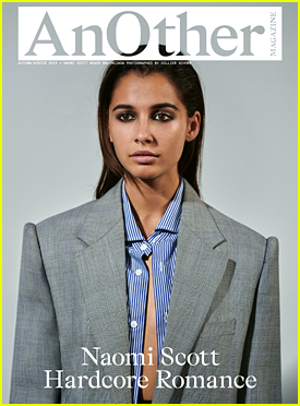 Naomi Scott Dishes About 'Charlie's Angels' With 'AnOther' Magazine