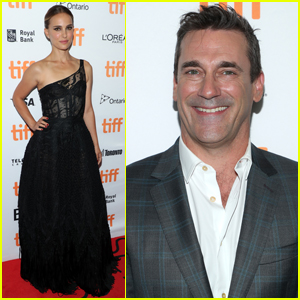 Natalie Portman & Jon Hamm Premiere 'Lucy in the Sky' at TIFF 2019