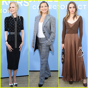 Nicole Kidman, Kate Hudson & More Ladies Step Out for Michael Kors NYFW Show!